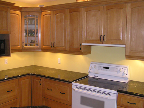 Cabinetry fine woodworking by franklin spence custom for Kitchen cabinets quebec